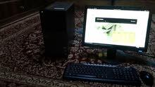 كمبيوتر مكتبي دسكتب براند نيم دلل كور 7 core i