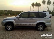 For sale 2008 Silver Prado