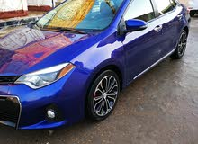 Gasoline Fuel/Power   Toyota Corolla 2014