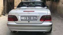 Used Mercedes Benz CLK 200 for sale in Amman