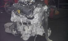 نوفر قطع الغيار المستعمل من محرك أو جير أو واجهة سياره