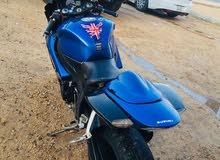 Suzuki motorbike 2007 for sale