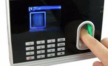 جهاز البصمة لمراقبة الدوام شامل التركيب والبرمجة
