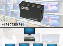 Hdmi Splitter in Qatar
