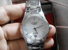 ساعة يد رجالية اصلية