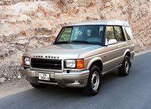 Used Land Rover Discovery for sale in Amman