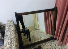 مرايا غرفة نوم خشب زان اصلي