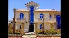شقة للايجار تشطيب سوبر لوكس  بمساحة 450 متر