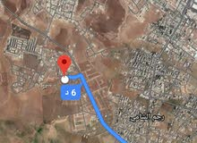 للبيع ارض 650 م في قرية سالم اسكان المهندسين