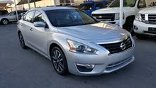2015 Nissan Altima  V4  american specs car in excellent condition
