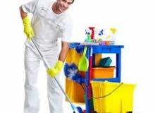 شركه منار للتنظيف