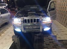Automatic Silver Jeep 2002 for sale