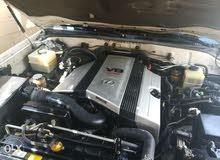 Automatic Lexus 2002 for sale - Used - Ja'alan Bani Bu Ali city