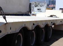 Lowbed 4 Axles 100Ton