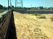 قطعة أرض مساحة 400 متر