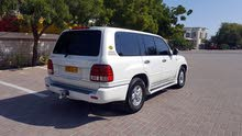 Available for sale! +200,000 km mileage Lexus LX 2000