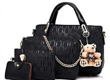 حقيبة يد،4 قطع
