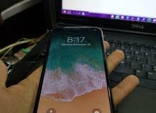 ايفون اكس 64 جيجا  فرايزون اسود IPHONE X 64GB BLACK VERIZON 750$