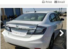 2015 Used Civic with Automatic transmission is available for sale