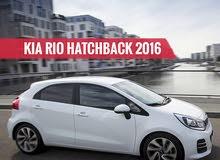 Rent Kia Picanto 2015-2016