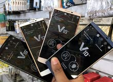 الجي V10 ذاكرة 64 جديد اوربي السعر 115الاف قفل