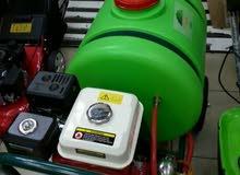 مكائن رش مبيدات حجمين 50لتر و160لتر للبيع