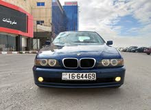 Used condition BMW 520 2003 with 1 - 9,999 km mileage