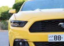 Gasoline Fuel/Power car for rent - Ford Mustang 2018