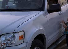 Ford Explorer 2010 For sale - Beige color