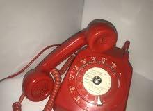 تلفون هاتف فرنسي أثري قديم 1979صلي جديد مخزن
