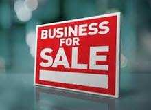 Foodstuff Trading license for sale in Ajman with a 2007 model Toyota Hiace -0557954628