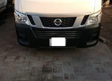 NISSAN VAN 2013 GCC 2.7 / MANUAL GEAR 5 SEATS + VAN NO ACCIDENT 4 CYLENDRE PETROL IN VERY GOOD CONDI