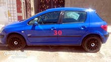 Peugeot 307 2005 For sale - Blue color