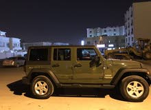 Used condition Jeep Wrangler 2015 with 1 - 9,999 km mileage