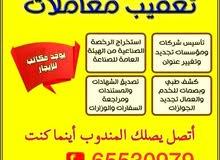 شركة المراجعين لتعقيب المعاملات 65530979