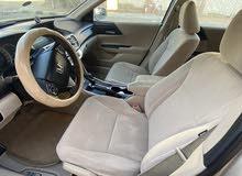 Beige Honda Accord 2013 for sale