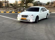 Used 2001 Mercedes Benz E55 AMG for sale at best price
