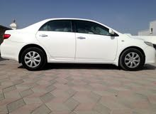 Toyota Corolla car for sale 2012 in Barka city