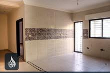 شقة جديده لم تسكن  للبيع مساحة 90 متر أرضي _ مع ترس 30 م+(( متوفر طابق اول 130 م ))