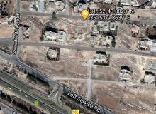 ارض سكن منطقة البنيات