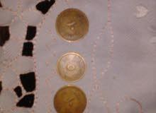 عملات مصريه و اجنبيه