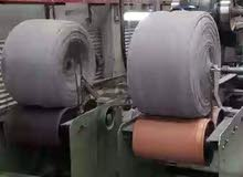 ماكينات الليف المعدني ( سلك مواعيين )