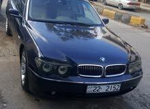 Gasoline Fuel/Power   BMW 735 2004