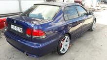 Honda Civic 2000 For sale - Blue color