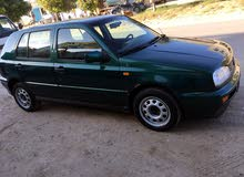 Volkswagen Golf car for sale 1998 in Tripoli city