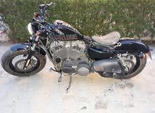 Harley-Davidson 2012 Sportster Forty Eight XL1200