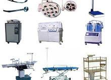 معدات طبية ومستلزمات