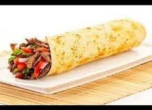 يوجد خبز عربى لشورما وتكا ومشاوى اسعار خاصة