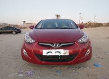 Hyundai Elantra car for sale 2013 in Tripoli city