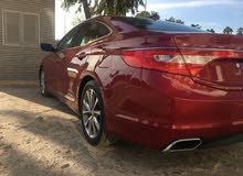 Hyundai Azera 2015 For sale - Red color